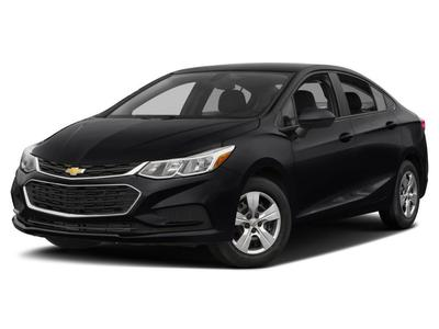 Used 2017 Chevrolet Cruze LS Automatic