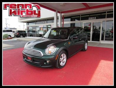 Used 2014 MINI Clubman Cooper