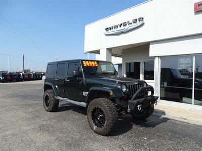 Used 2011 Jeep Wrangler Unlimited Sahara