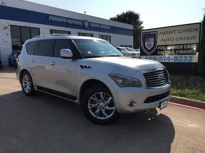 Used 2012 INFINITI QX56 Base