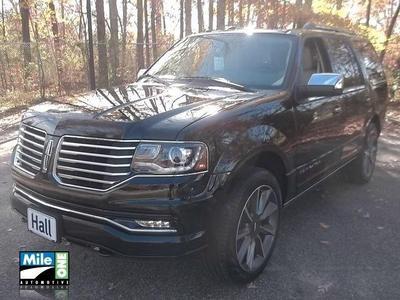 New 2016 Lincoln Navigator Reserve