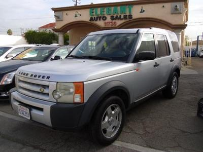 Used 2006 Land Rover LR3 V6