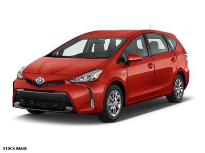 New 2016 Toyota Prius v Three