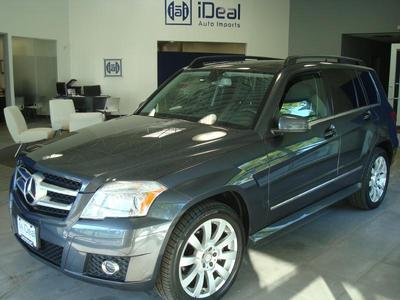 Used 2010 Mercedes-Benz GLK350 4MATIC