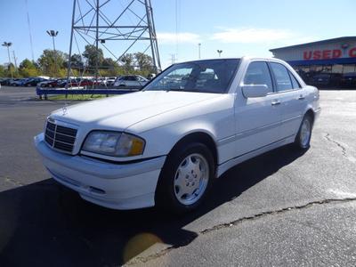 Used 1999 Mercedes-Benz C280