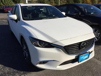 New 2017 Mazda Mazda6 Grand Touring