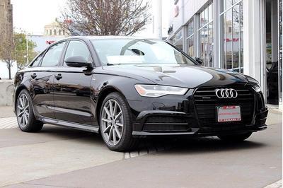 New 2016 Audi A6 3.0 TDI Premium Plus quattro