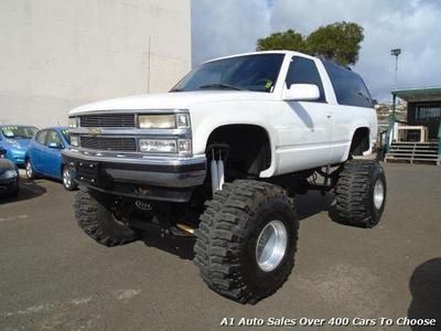 Used 1996 Chevrolet Tahoe