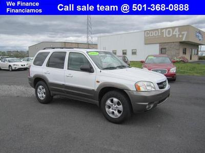 Used 2004 Mazda Tribute LX V6