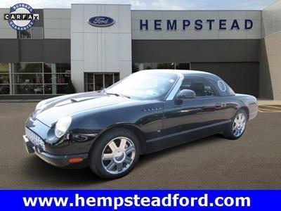 Used 2004 Ford Thunderbird