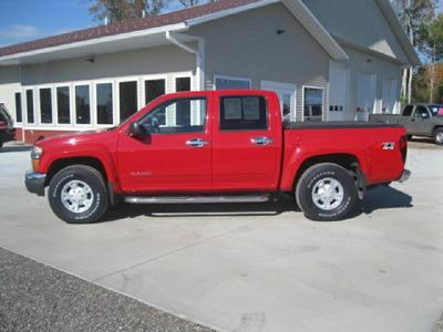 Used 2005 Chevrolet Colorado Z71