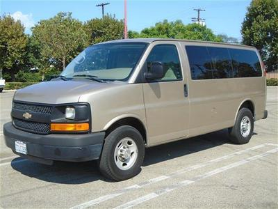 Used 2012 Chevrolet Express 2500 LS