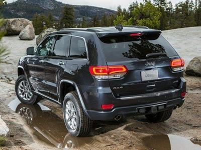 New 2017 Jeep Grand Cherokee Overland