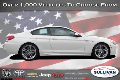 Used 2016 BMW 640 i