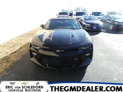 New 2017 Chevrolet Camaro 2SS