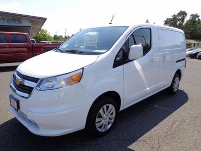 New 2017 Chevrolet City Express 1LS