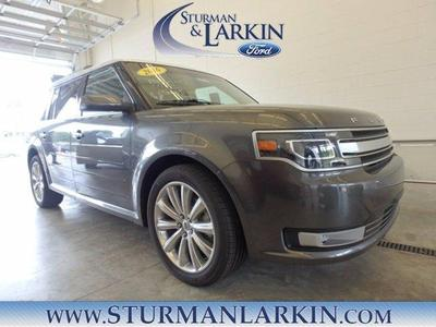 New 2016 Ford Flex Limited w/EcoBoost