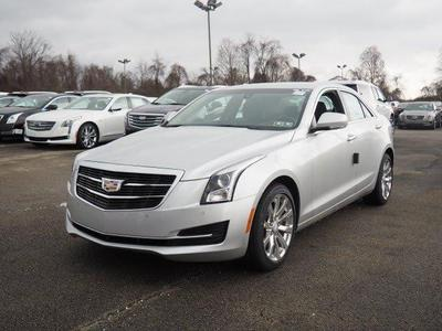 New 2017 Cadillac ATS Luxury RWD