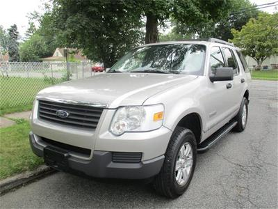 Used 2006 Ford Explorer XLS