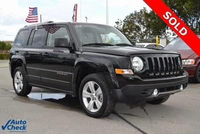 Used 2015 Jeep Patriot Limited