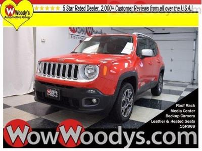 Used 2015 Jeep Renegade Limited
