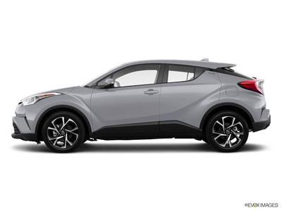 New 2018 Toyota C-HR XLE Premium