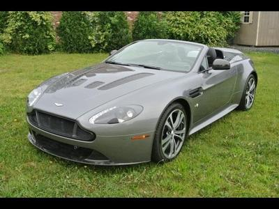 New 2016 Aston Martin V12 Vantage S Base