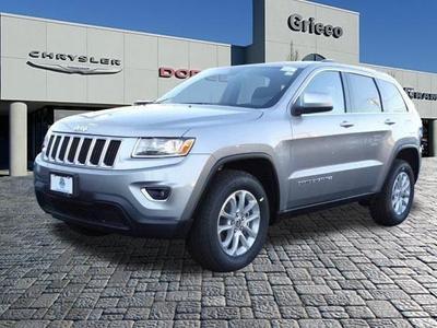 New 2016 Jeep Grand Cherokee Laredo