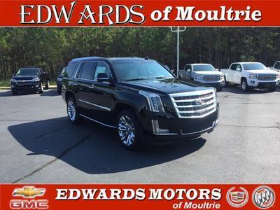 New 2018 Cadillac Escalade Premium Luxury