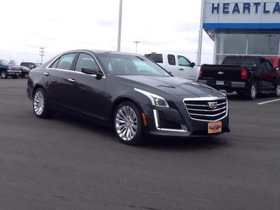 Used 2016 Cadillac CTS 3.6L Performance