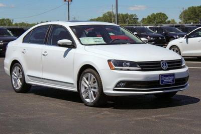 New 2017 Volkswagen Jetta 1.8T SEL