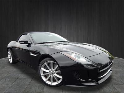 2014 Jaguar F-TYPE S
