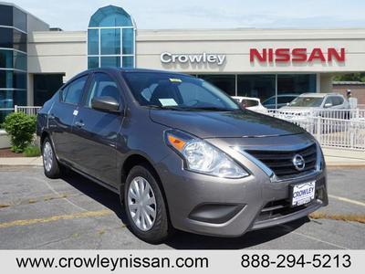 New 2017 Nissan Versa 1.6 SV