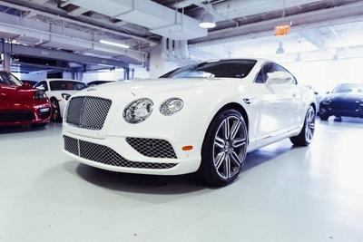 New 2017 Bentley Continental GT V8