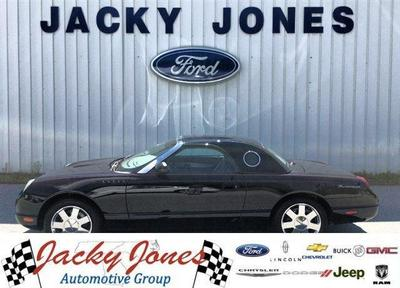 Used 2002 Ford Thunderbird w/Hardtop Premium