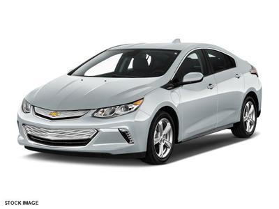 New 2018 Chevrolet Volt LT