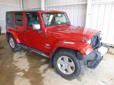 Used 2010 Jeep Wrangler Unlimited Sahara