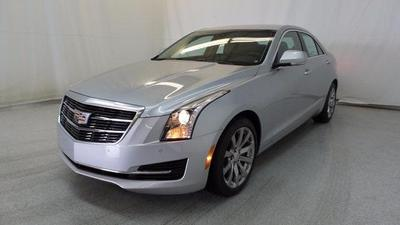 2018 Cadillac ATS 2.0L Turbo Luxury