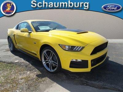 New 2015 Ford Mustang ROUSH STAGE
