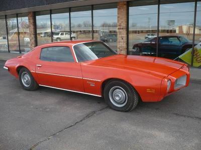Used 1970 Pontiac Firebird