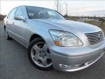 Used 2005 Lexus LS 430