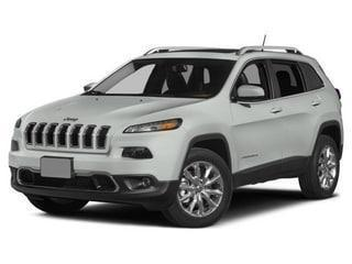 Used 2015 Jeep Cherokee Latitude
