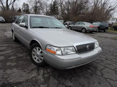Used 2005 Mercury Grand Marquis LSE