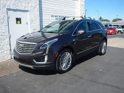 New 2017 Cadillac XT5 Platinum