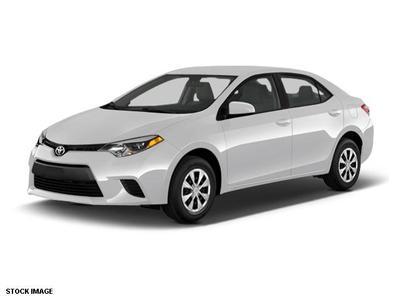 Used 2014 Toyota Corolla LE