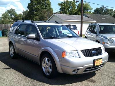 Used 2007 Ford Freestyle Limited