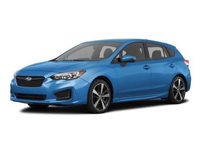 New 2017 Subaru Impreza 2.0i Sport