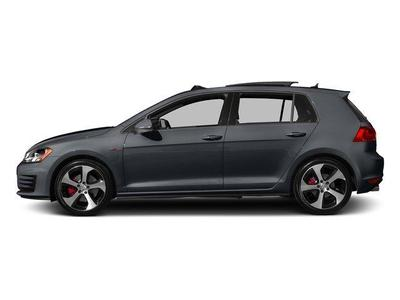 New 2017 Volkswagen Golf GTI SE 4-Door