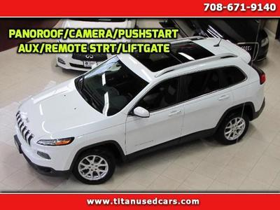 Used 2014 Jeep Cherokee Latitude