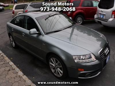 2011 Audi A6 3.0 Premium quattro